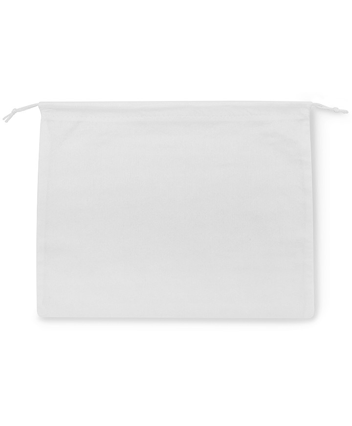 White Viscose Bag 50x40cm for Women's Bags, Men's Bags and Leather Goods