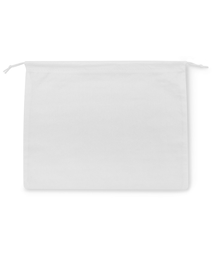 White Viscose Bag 78x60cm for Suitcases, Large Bags and Leather Goods