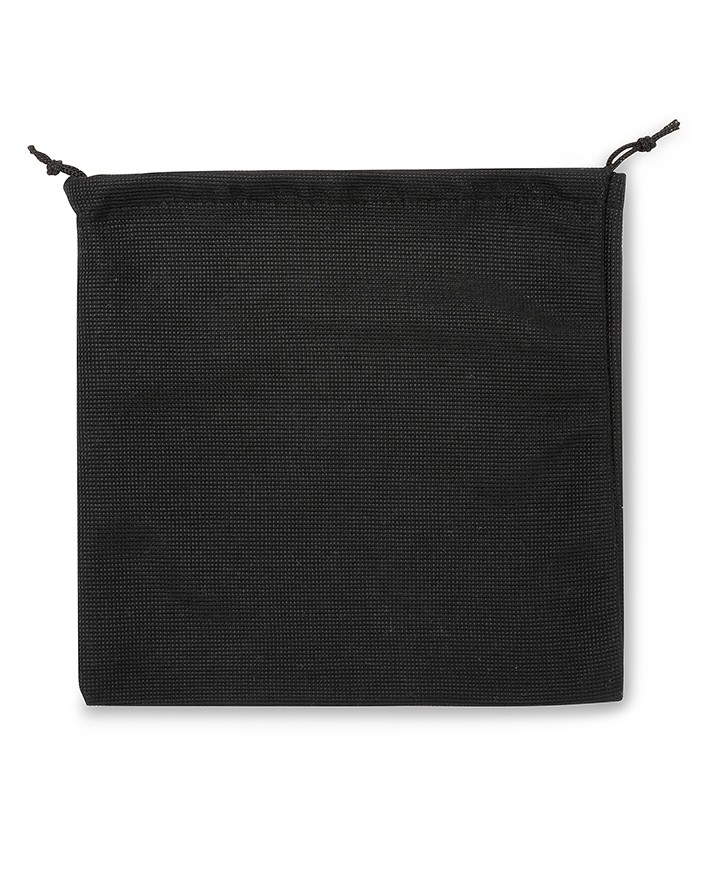 Black Polyester TNT 40x38cm Bag for Ankle Boots, Bags and Leather Goods