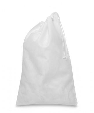 Sacchetto Bianco 25x37cm per Scarpe Donna e Accessori in Pelle