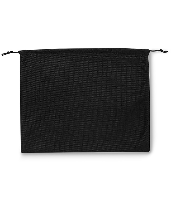 Black TNT Bag 60x50cm for Leather Boots, Bags and Accessories