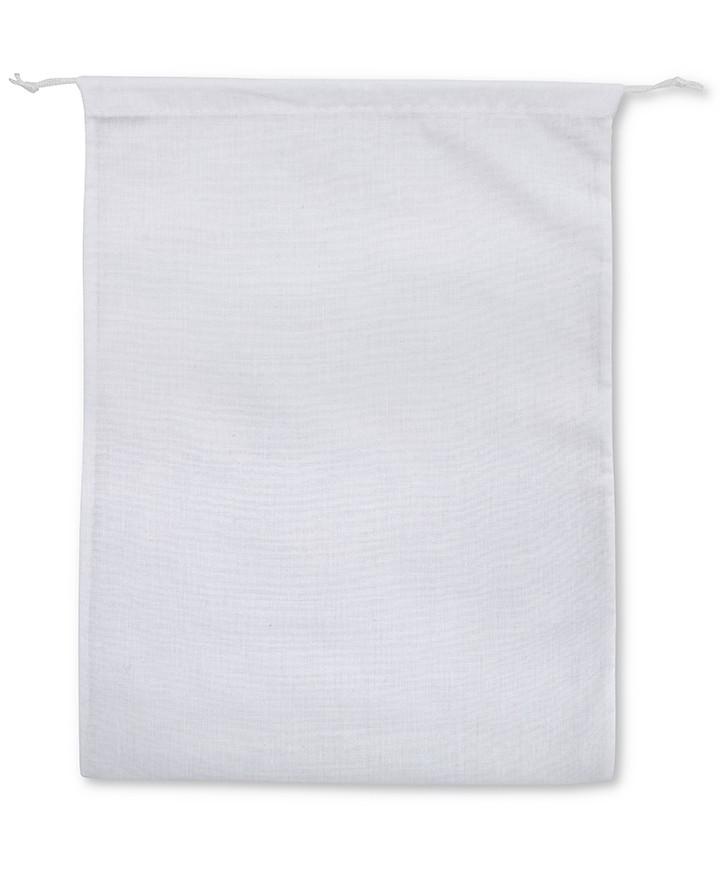 Polycotton White Bag 30x40cm 165gr/mtq for Women's Shoes, Men's Shoes and Accessories