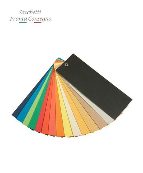 Cartella Colori Tessuti per i Vostri Sacchetti Personalizzati